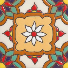 Ceramic High Relief Montecito Collection