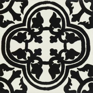 Talavera Black Tile Collection